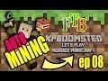 Minecraft FTB BEYOND! ep08 AUTO MINING - BEŽIČNA STRUJA!!!
