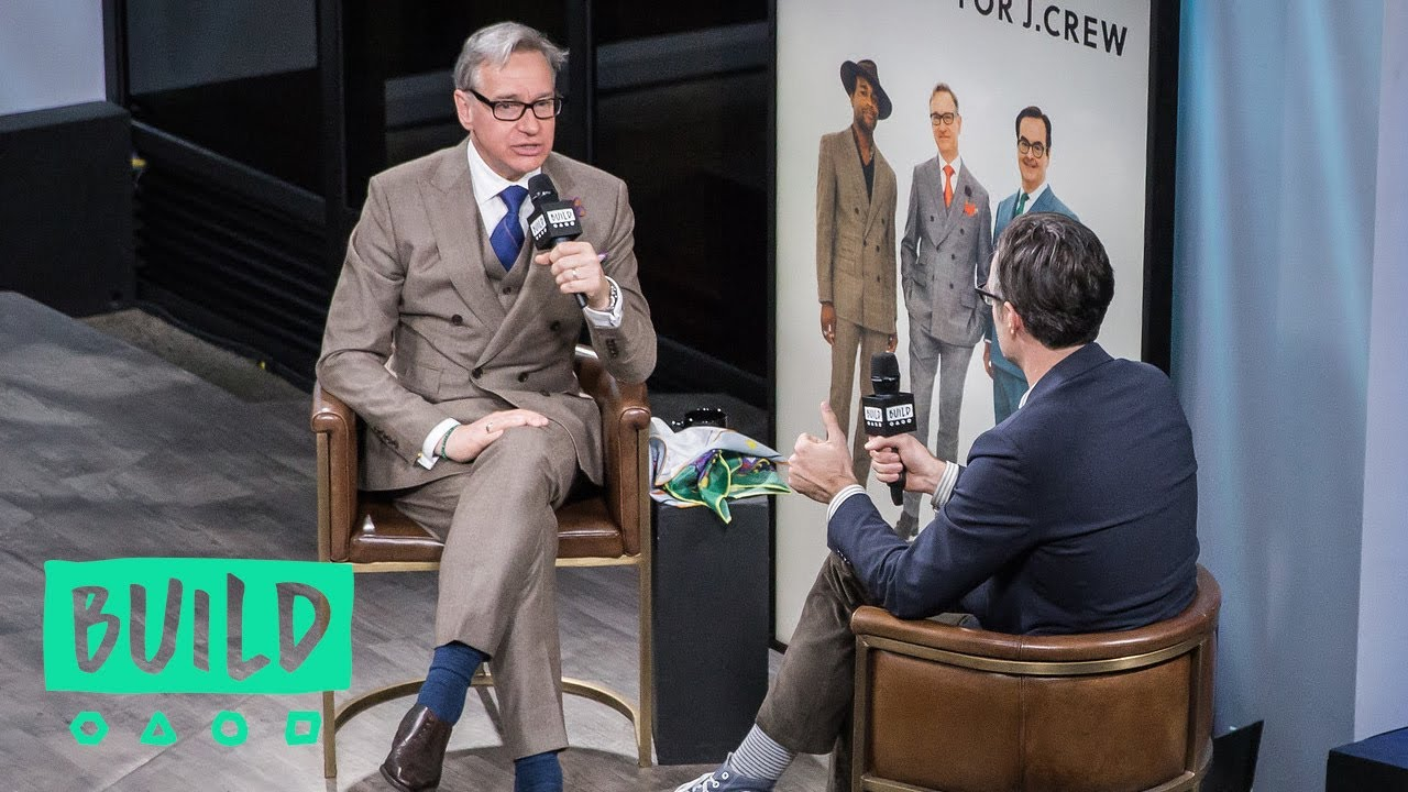 A Simple Favor director Paul Feig on martinis, menswear, and making Blake Lively go dark