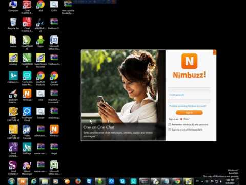 How To Use Nimbuzz Multi Id In Your Pc