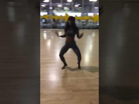 Creating Dance Fitness Choreo - Bunji Garlin Big Bad Soca