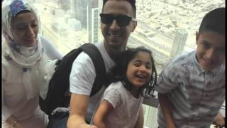 Burj Khalifa - At The Top 29th March 2016 Part 3