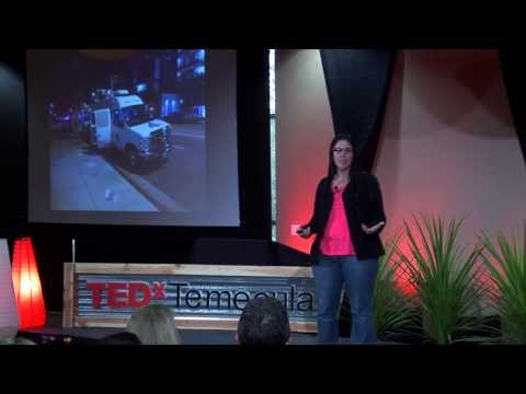 The greatest risk of all is not taking one: Cecilia Abadie at TEDxTemecula