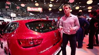 New Renault Clio - Which first look at the Paris Motor Show 2012