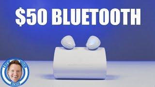 True Wireless Bluetooth Earbuds Review & Tutorial