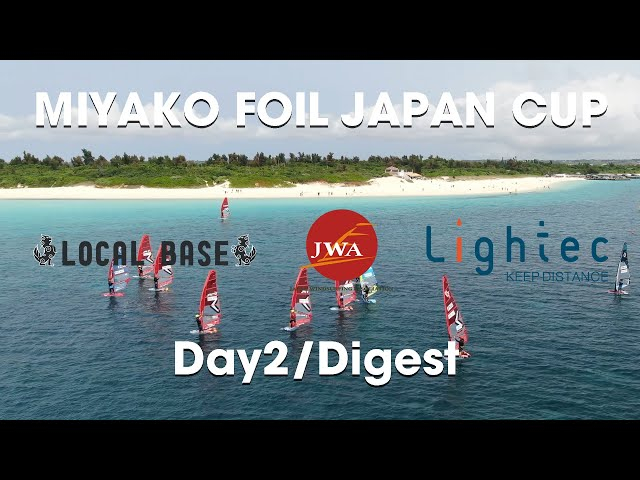 MIYAKO FOIL JAPAN CUP 2021  Day2 Digest