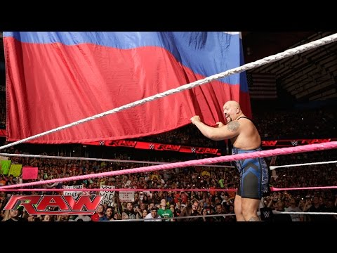 Big Show strikes back against Rusev: Raw, Sept. 29, 2014