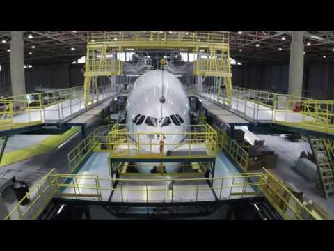 Emirates A380 First 3C-Check | Emirates Airline