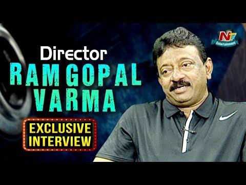 Ram Gopal Varma Exclusive Interview | RGV Interview | Lakshmi's NTR Movie | NTV Entertainment