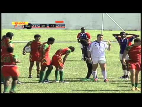 Turks and Caicos v T&T Selects 2nd half
