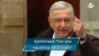 El Presidente Andrés Manuel López Obrador se comprometió a seguir adelante con las investigaciones sin importar quiénes sean las personas o instituciones implicadas