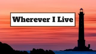 Alessia Cara - Wherever I Live (Lyrics) | Panda Music