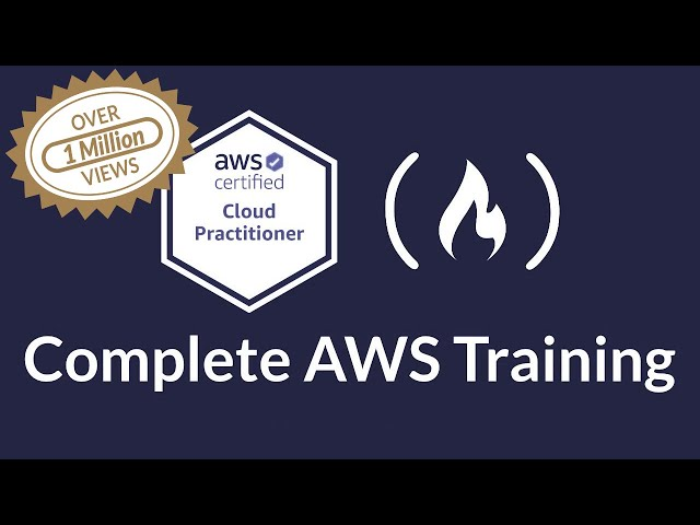 AWS Certified Cloud Practitioner Training 2019 - Full Course