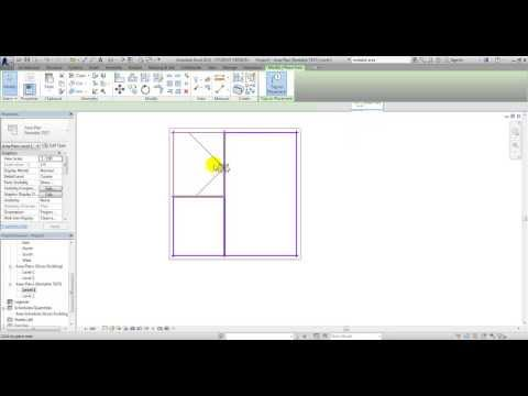 Revit 2014 - Quantities - Gross and Rentable Areas