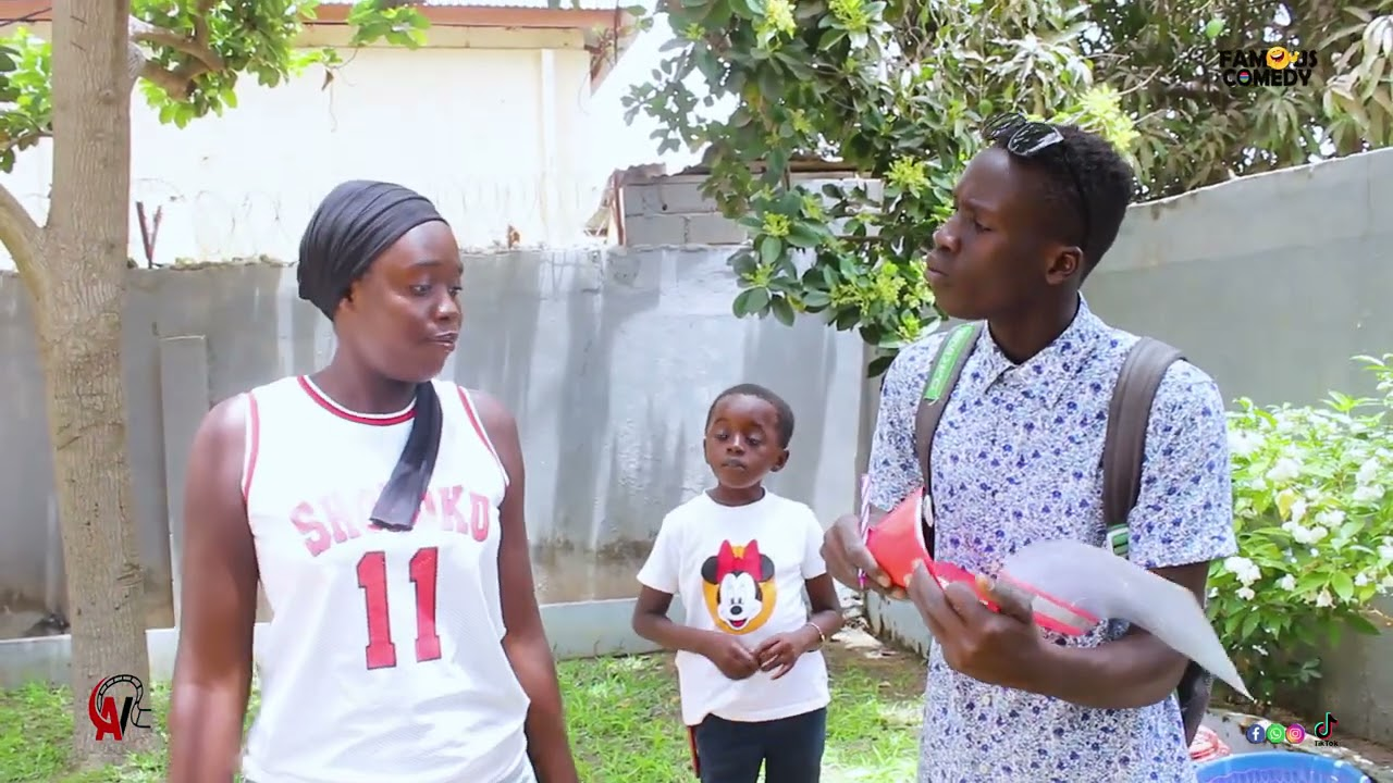 Download Famous Comedy _ N.A.W.E.C (Agents) ep2 Gambia 2021