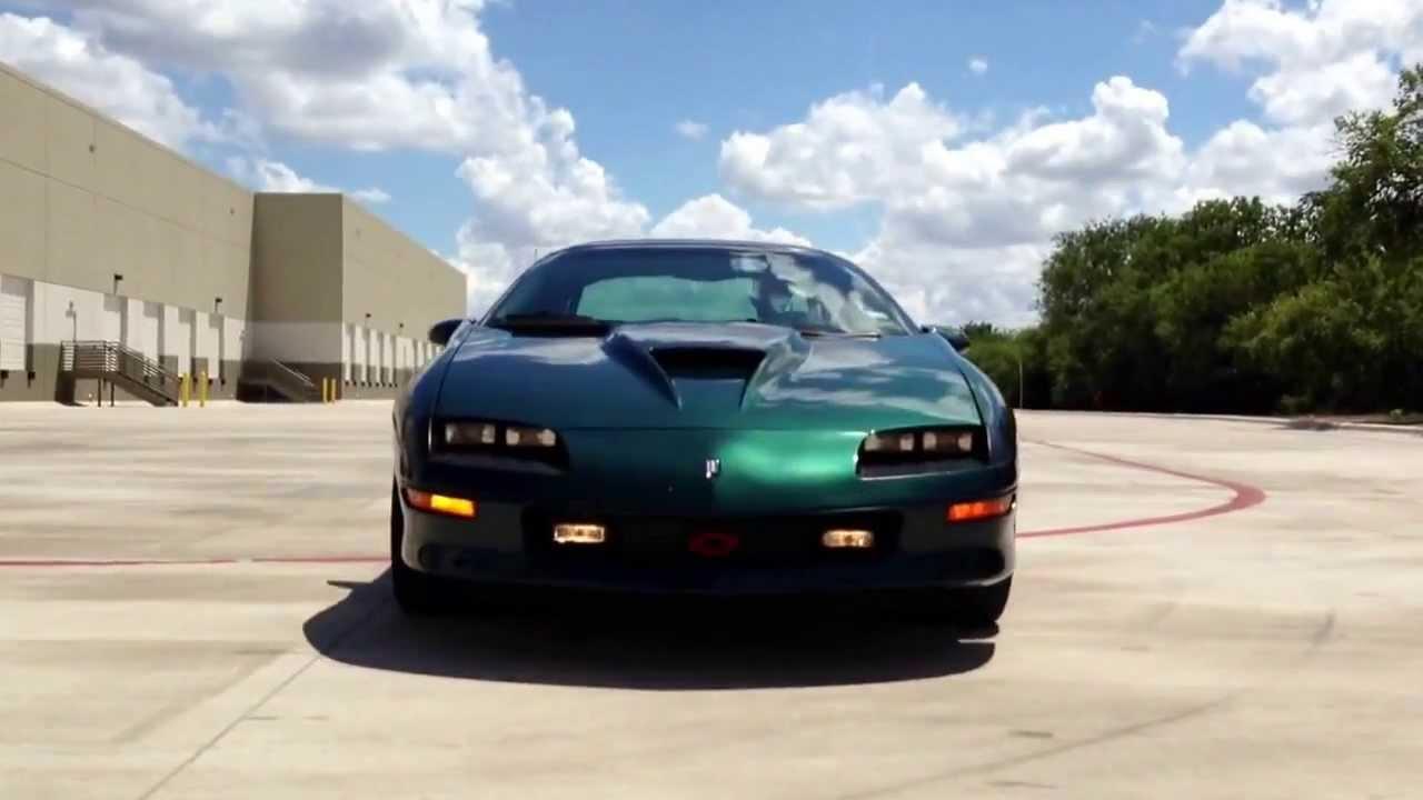 1997 chevy camaro z28