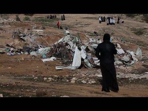Demolitions in Arab Israeli village spark deadly violence