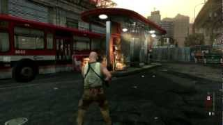 Max Payne 3 - PC Gameplay 1080p Ultra High - Gas Station