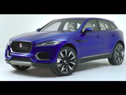New Jaguar Suv F Pace Future Design Architecture Commercial