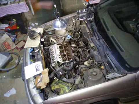 How to change the Headgaskets on a Ford 38 in 1min 40