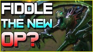 FIDDLESTICKS THE NEW OP? - Jungle Guide & Tips | League of Legends