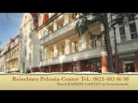 Hotel Swinemünde Keisers Garten Swinemünde Polnische Ostsee