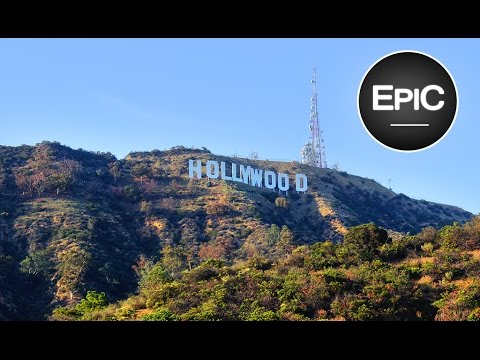 Hollywood Hills & District - Los Angeles, USA (HD)