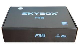 skybox f5s satellite decoder adding channels