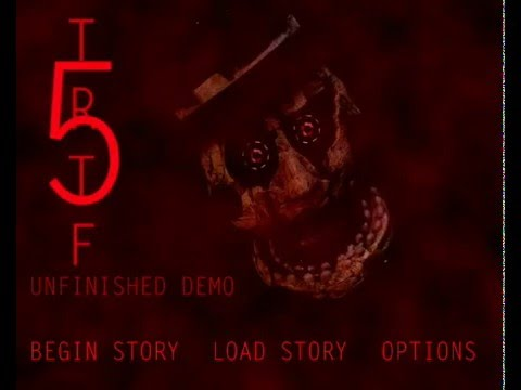 The Return to Freddy's 5 Unfinished Demo Gameplay