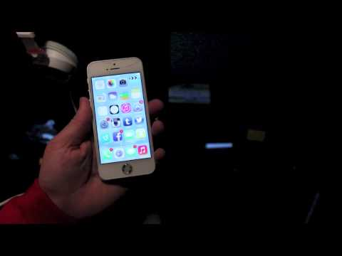How To Turn On and Off Auto Rotation on iOS 7