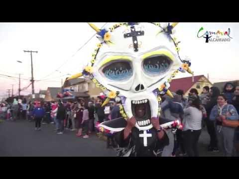Presentación todas las murgas - Carnaval de Talcahuano 2018