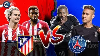 ATLETICO MADRID - PSG EN 8EME DE FINALE CHAMPIONS LEAGUE ?