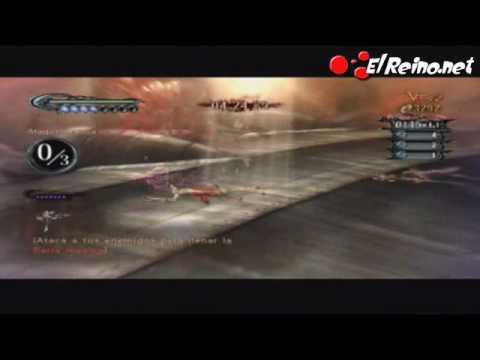 Análisis Bayonetta - X360/PS3