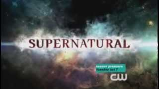 Supernatural Season 10 Fan Trailer 'Seven Devils' (the road so far)