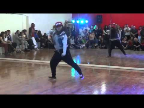 Brazilian Dance Academy Opening | Freestyle by Hayley Catapillar