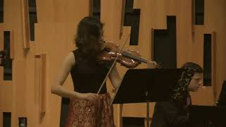 A. Saygun: Demet (Suite for Turkish Dances) for Violin and Piano, Op. 33, II. Horon