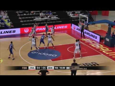 Olivier Sarr - 2016 FIBA U17 World Championships