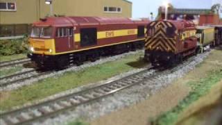 NVMRA Peterborough Model Railway Exhibition 07/06/2009