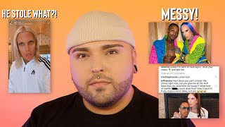 Jeffree Star Confirms His New Boyfriend STOLE From Him!