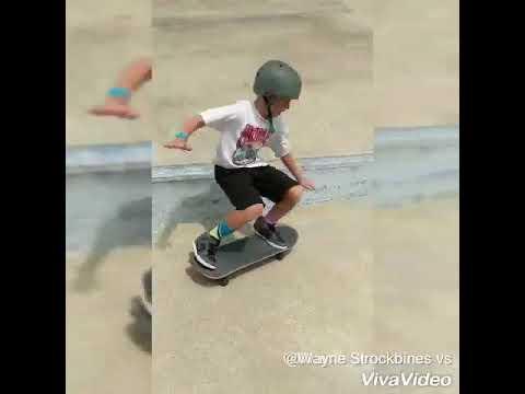 Noah's Skate Edit 2