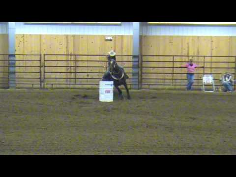 Mickey at Red Horse Ranch Arena in Fergus Falls MN