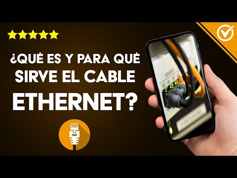 ¿Qué es y Para qué Sirve un Cable Ethernet, Características, Tipos y Ventajas de uso en Router?