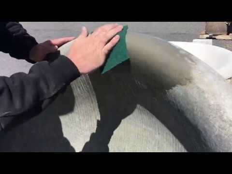 Efflorescence Cleaning Video
