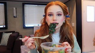 What I eat in a day as a vegan actor | Madelaine Petsch