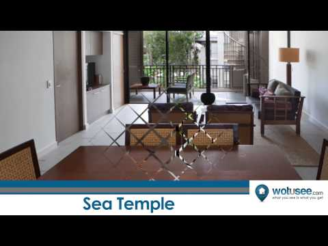 Pullman Sea Temple Palm Cove Penthouse Apartment Accommodation