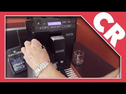 DeLonghi  Eletta Plus Cappuccino Espresso Machine | Crew Review