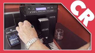 DeLonghi  Eletta Plus Cappuccino Espresso Machine | Crew Review