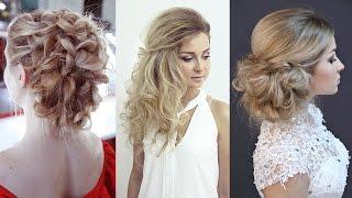 видео Прически на средние волосы: полная коллекция