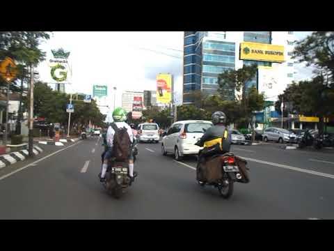 Travel trip pandanaran to simpang lima kota semarang city, blusukan tour sore Travel vlog.