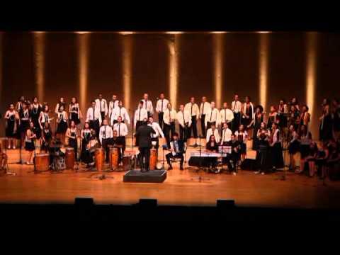 PEDRAS QUE CANTAM - Concerto do Vozes do Sertão