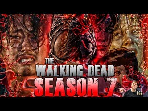 The Walking Dead Season 7 - Negan Killing Glenn Necessary for Maggie's Development?